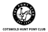 Cotswold Hunt Pony Club Logo